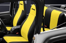 Coverking® - Jeep Wrangler Seat Cover