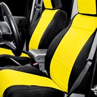 Coverking® - Yellow Seat Cover