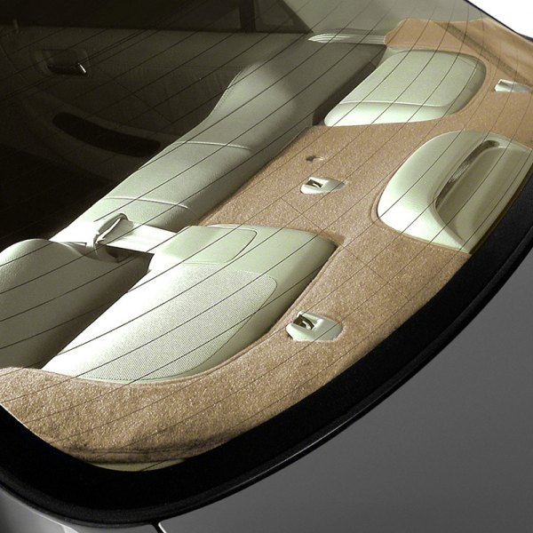Coverking® - Polycarpet Custom Beige Dash Cover