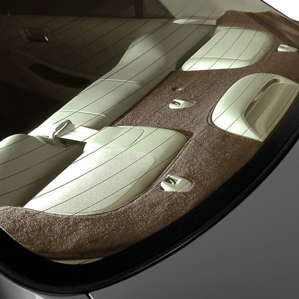 Coverking® - Brown Polycarpet Custom Rear Deck Cover