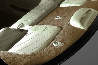 Coverking® - Caramel Polycarpet Custom Rear Deck Cover