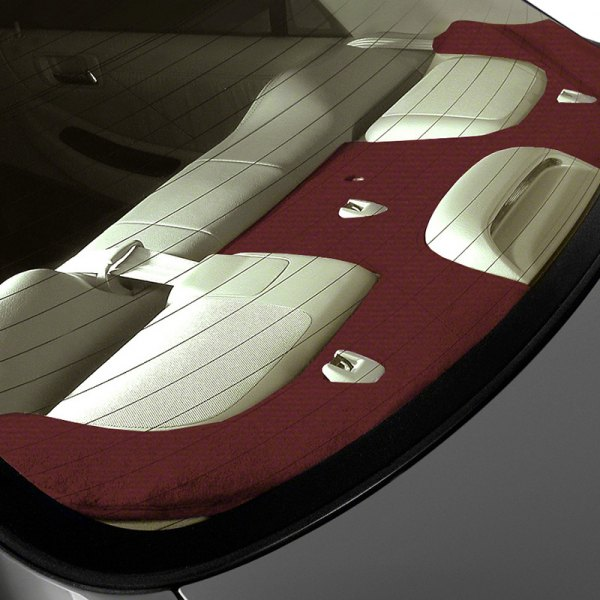 Coverking® - Polycarpet Custom Wine Dash Cover