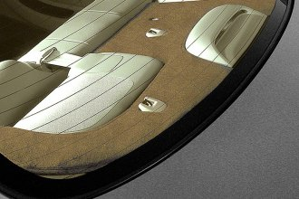 Coverking® - Suede Custom Rear Deck Cover