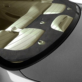 Coverking® - Charcoal Suede Custom Rear Deck Cover
