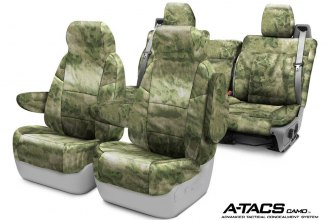Coverking® - A-TACS™ Camo Cordura Ballistic Custom Seat Covers