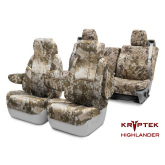 Coverking® - Kryptek™ Camo Custom Seat Covers