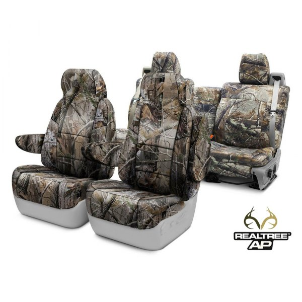 Coverking Traditional Military Camo Custom Seat Covers For Ford Explorer