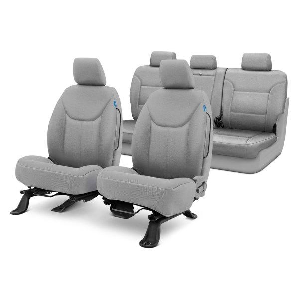 Coverking Spacer Mesh Custom Seat Covers for Tesla Model S