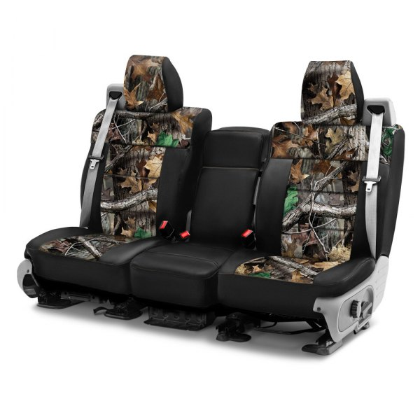 Coverking® - Realtree™ 1st Row Two-Tone Advantage Timber Custom Seat Covers