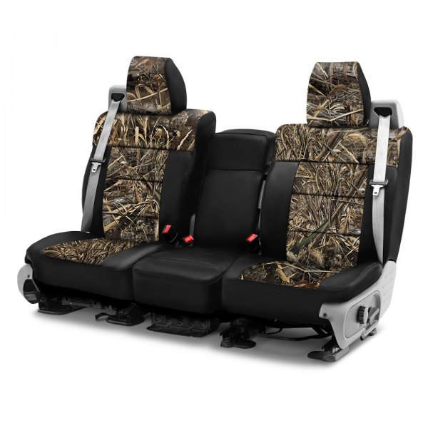 Coverking® - Realtree™ 1st Row Two-Tone Max-5 Custom Seat Covers
