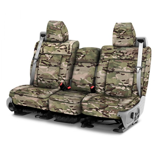 Coverking® - Multicam™ 1st Row Classic Custom Seat Covers