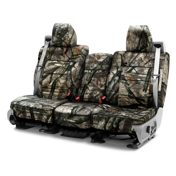 Coverking® - Mossy Oak™ 1st Row Treestand Custom Seat Covers