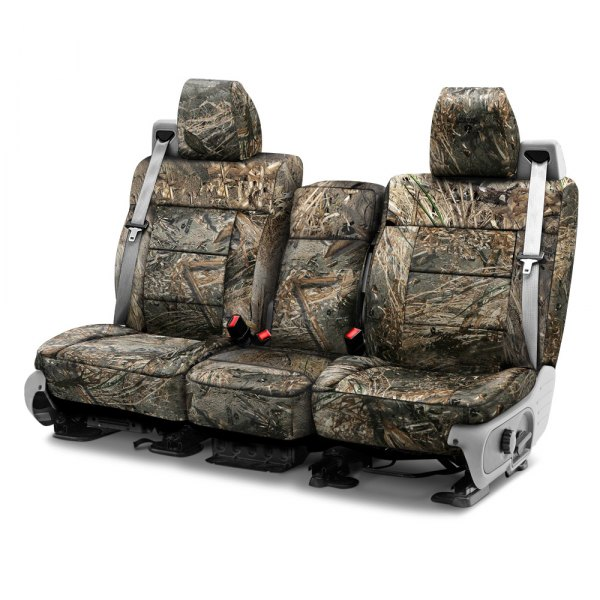 Coverking® - Mossy Oak™ 1st Row Duck Blind Custom Seat Covers