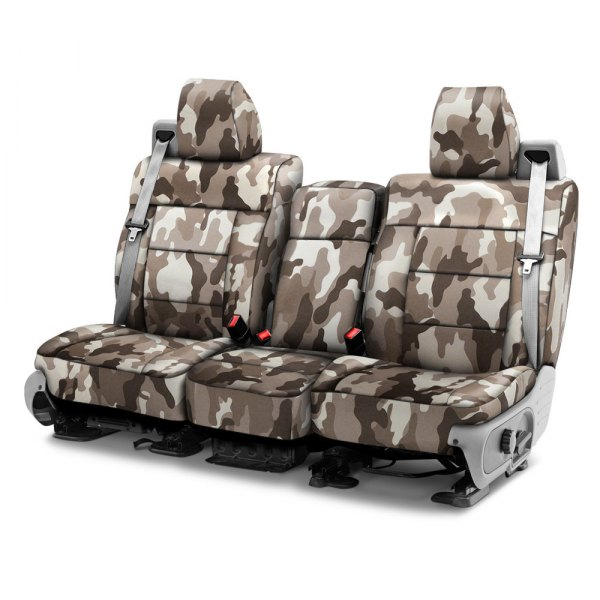 Coverking® - Traditional 1st Row Sand Custom Seat Covers