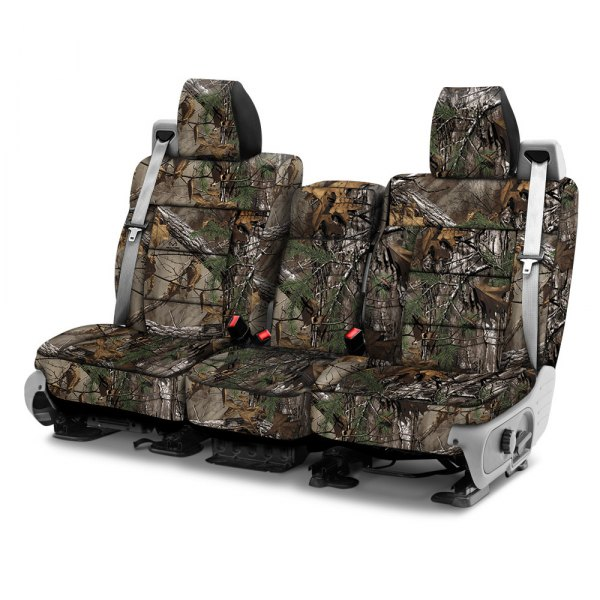 Coverking® - Realtree™ 1st Row Xtra Custom Seat Covers