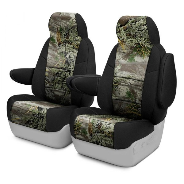 Coverking® - Realtree™ 1st Row Two-Tone Max-1 Custom Seat Covers