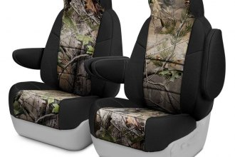 Coverking® - Realtree™ 1st Row Two-Tone APG Custom Seat Covers