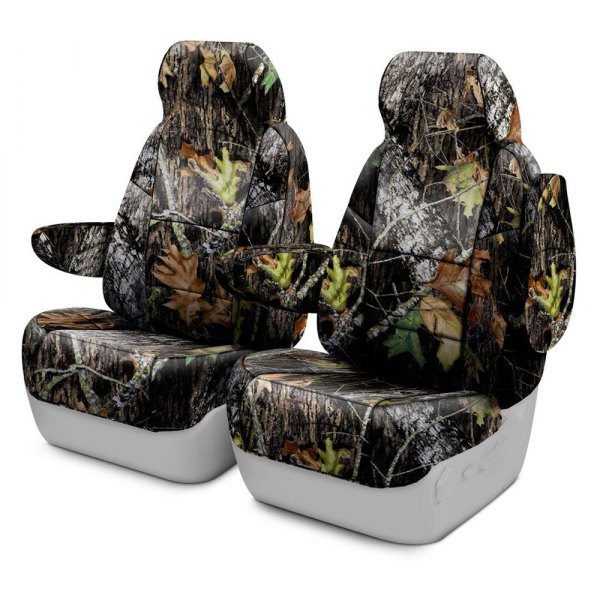 Coverking® - Mossy Oak™ 1st Row Break Up Custom Seat Covers