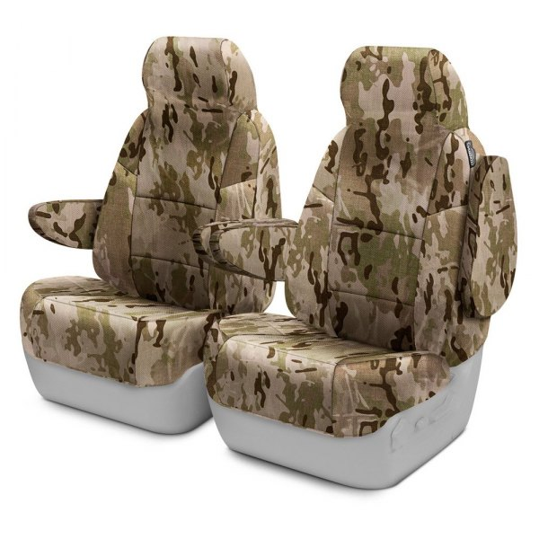 Coverking® - Multicam™ 1st Row Arid Custom Seat Covers