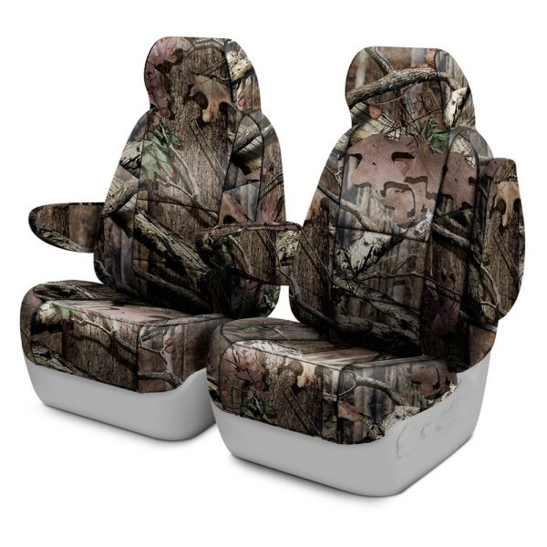 Coverking® - Mossy Oak™ 1st Row Break Up Infinity Custom Seat Covers