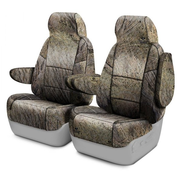 Coverking® - Mossy Oak™ 1st Row Brush Custom Seat Covers