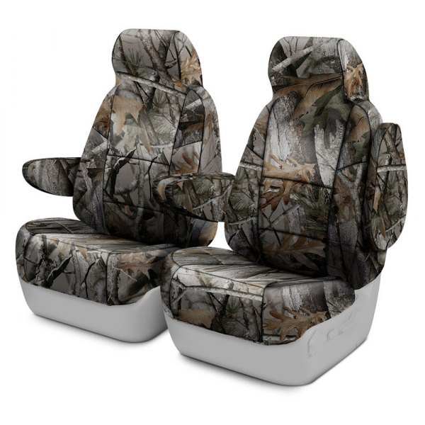 Coverking® - NEXT G1 1st Row Vista Camo Custom Seat Covers
