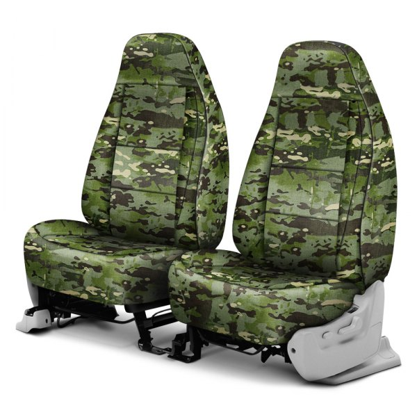 Coverking® - Multicam™ 1st Row Tropic Custom Seat Covers