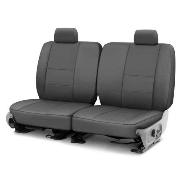 Coverking® - Cordura Ballistic 2nd Row Charcoal Gray Custom Seat Cover