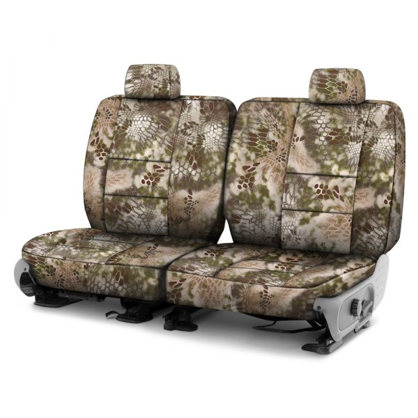 Coverking® - Kryptek™ 2nd Row Highlander Custom Seat Covers