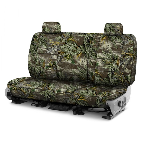 Coverking® - Realtree™ 2nd Row Two-Tone Max-1 Custom Seat Covers