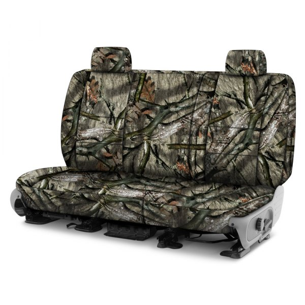 Coverking® - Mossy Oak™ 2nd Row Treestand Custom Seat Covers