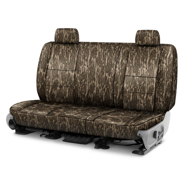 Coverking® - Mossy Oak™ 2nd Row Bottomland Custom Seat Covers