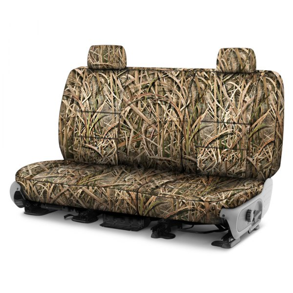 Coverking® - Mossy Oak™ 2nd Row Shadow Grass Blades Custom Seat Covers