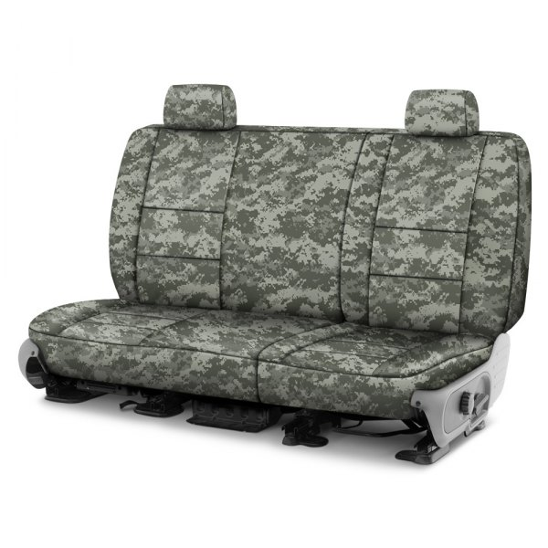 Coverking® - Digital 2nd Row Jungle Custom Seat Covers