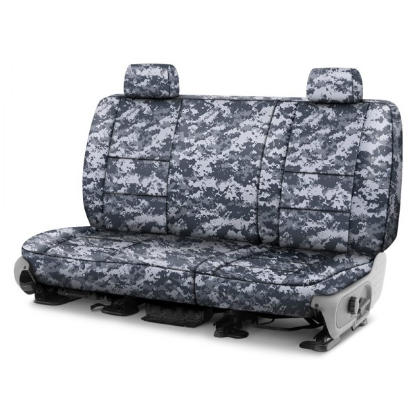 Coverking® - Digital 2nd Row Urban Custom Seat Covers