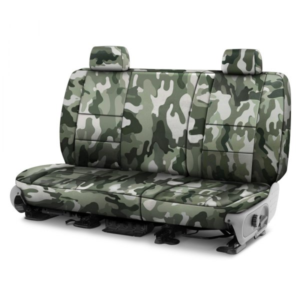 Coverking® - Traditional 2nd Row Jungle Custom Seat Covers