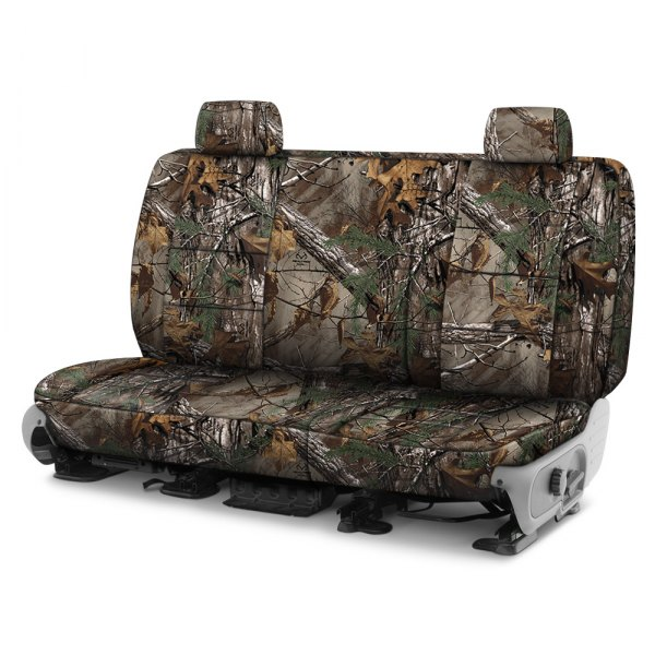 Coverking® - Realtree™ 2nd Row Xtra Custom Seat Covers