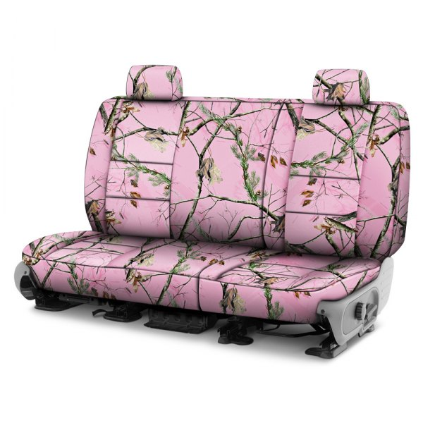 Coverking® - Realtree™ 2nd Row AP Pink Custom Seat Covers