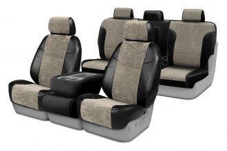 Coverking® - Alcantara Custom Seat Covers Two Rows