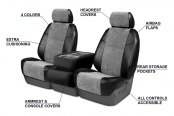 Coverking® - Alcantara Custom Seat Covers Features