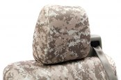 Coverking® - 2nd Row Digital Camouflage Custom Sand Seat Covers