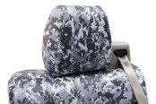Coverking® - 2nd Row Digital Camouflage Custom Urban Seat Covers