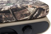 Coverking® - 2nd Row Mossy Oak® Camouflage Custom Break Up Infinity Seat Covers