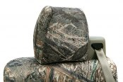 Coverking® - 2nd Row Mossy Oak® Camouflage Custom Duck Blind Seat Covers