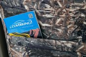 Coverking® - 1st Row Mossy Oak® Camouflage Custom Duck Blind Seat Covers