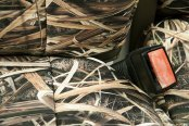 Coverking® - 1st Row Mossy Oak® Camouflage Custom Shadow Grass Blades Seat Covers