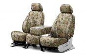 Coverking® - 1st Row Multicam Camouflage Custom Seat Covers