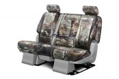 Coverking® - 2nd Row RealTree™ Camouflage Custom AP Seat Covers