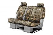 Coverking® - 2nd Row RealTree™ Camouflage Custom Max-4 Seat Covers