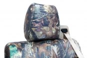 Coverking® - 1st Row RealTree™ Camouflage Custom Advantage Timber Seat Covers